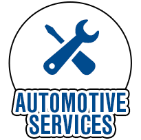 Automotive service shop in Fords, NJ